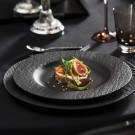 VILLEROY & BOCH - MANUFACTURE ROCK - DINNER PLATE - IMAGE thumbnail