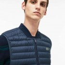 MEN´S SHORT CONTRAST LINING QUILTED VEST thumbnail