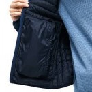 MEN´S SHORT CONTRAST LINING QUILTED JACKET-POCKET thumbnail