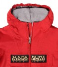 Napapijri - RAINFOREST mid-season Jackets for Juniors in Red thumbnail