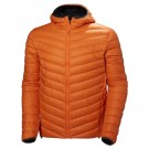 VERGLAS HOODED DOWN INSULATOR BLAZE ORANGE FRONT thumbnail