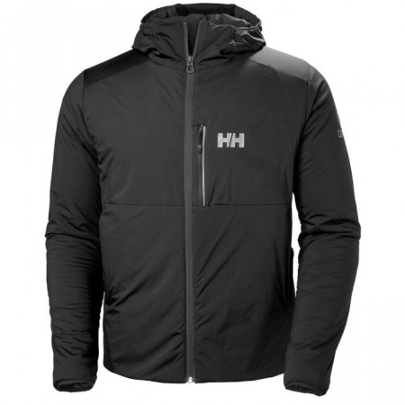 HELLY HANSEN ODIN STRETCH HOODED INS JACKET BLACK