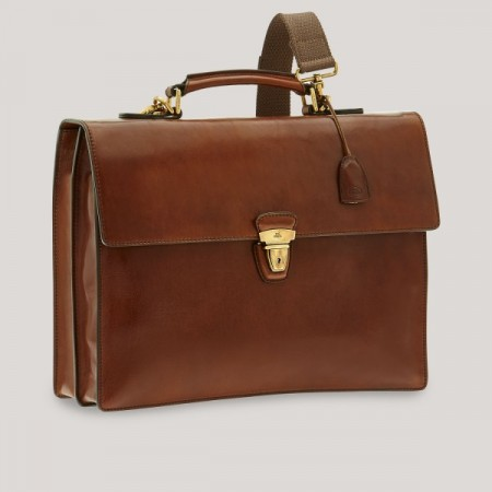 The Bridge - BRIEFCASE - Brown