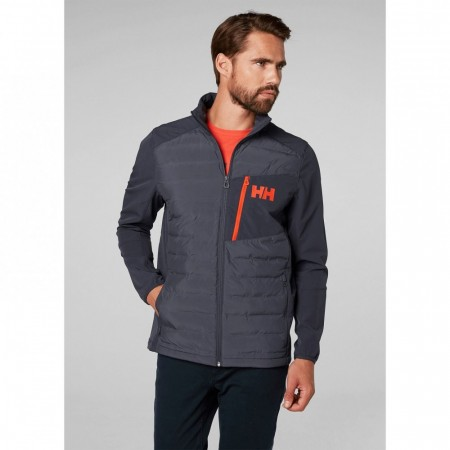 HELLY HANSEN HP INSULATOR GRAPHITE BLUE