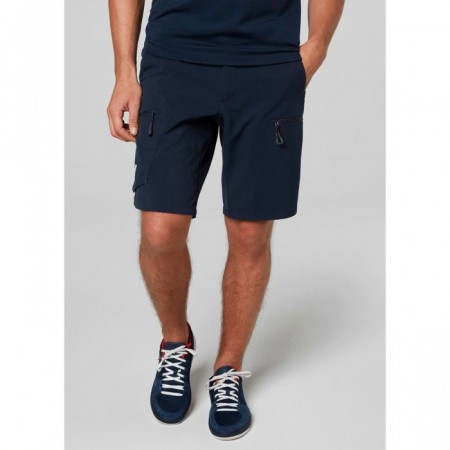 HELLY HANSEN CREWLINE CARGO SHORTS NAVY