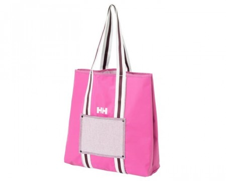 HELLY HANSEN TRAVEL BEACH TOTE DRAGON FRUIT
