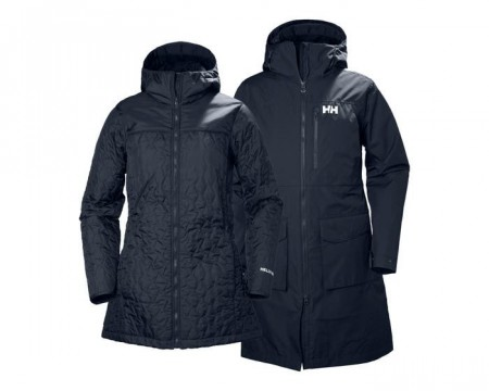 HELLY HANSEN W RIGGING COAT NAVY