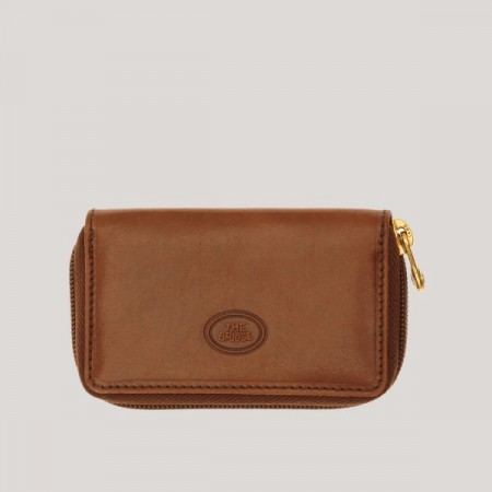 The Bridge - Key Case - Brown