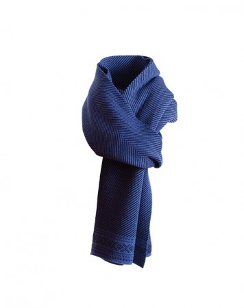 Dale of Norway - Harald - Scarves - Merino - Blue