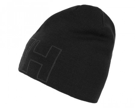 HELLY HANSEN OUTLINE BEANIE BLACK