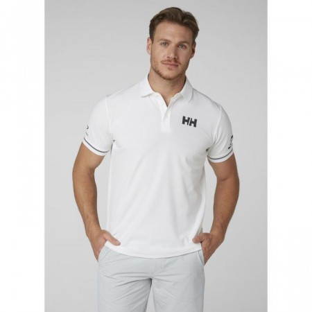 HELLY HANSEN HP SHORE POLO WHITE
