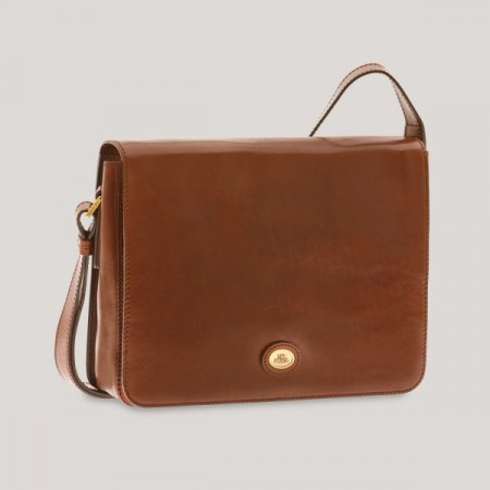 The Bridge - MESSENGER - Brown