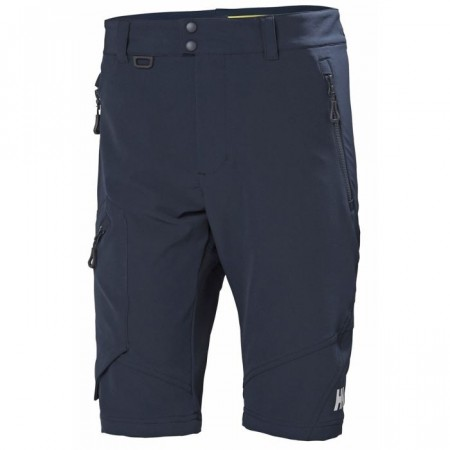 HELLY HANSEN HP SOFTSHELL SHORTS NAVY