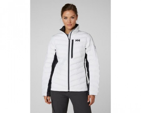 HELLY HANSEN W HP HYBRID INSULATOR WHITE