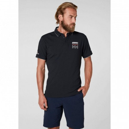 HELLY HANSEN HP RACING POLO NAVY
