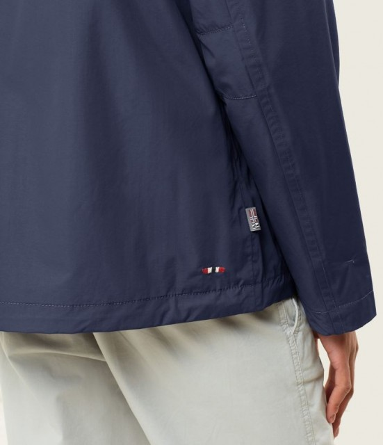 NAPAPIJRI Rainforest Jacket Summer Pocket