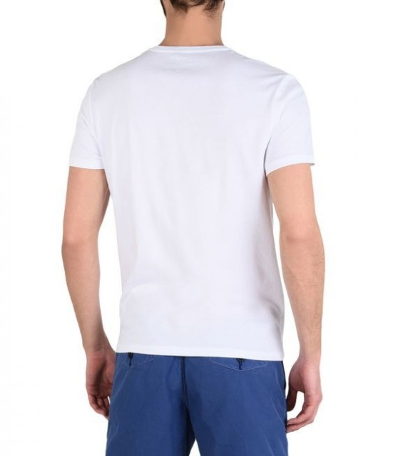 Stockton White T-Shirt