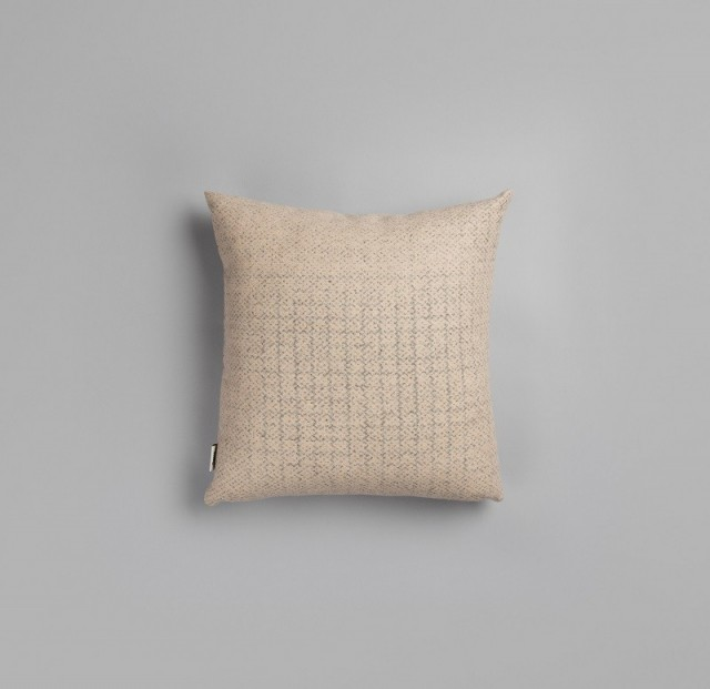 RØROS - Bernadette - Light pink/Light Grey - Lambswool