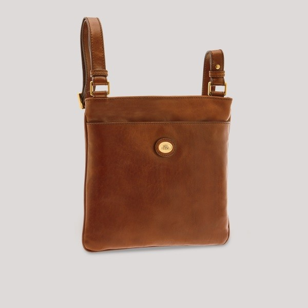 The Bridge - BODY BAG - Brown - Front