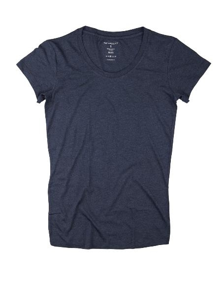 THE PRODUCT - Women´s T-Shirt - Blue Melange